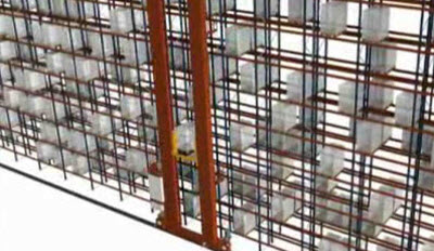 Краны-штабелеры для палет