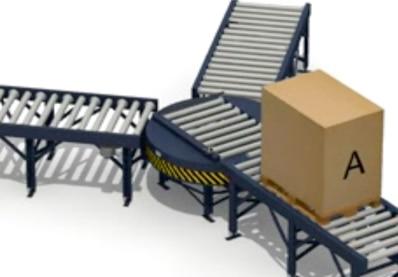 Конвейерные системы для палет